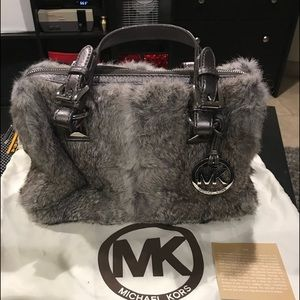 1835d46dea2e Women s Michael Kors Rabbit Fur Bag on Poshmark